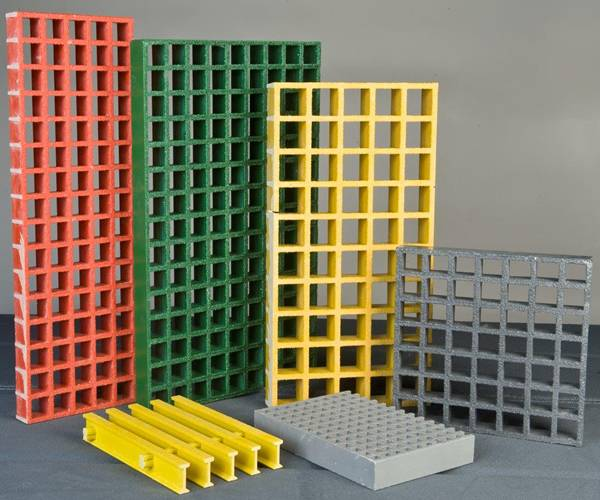 How to choose FRP Grating Colors